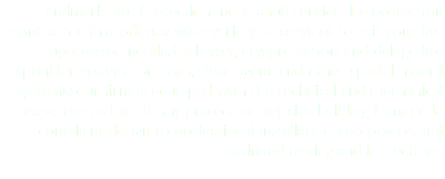 Landmark Fire Protection Inc. is a full service fire protection contractor that offers a wide variety of services to suit your fire suppression needs. Be it wet, dry, pre-action, and deluge fire sprinkler systems or foam, clean agent, and other special hazard systems; our firm is equipped with the technical and mechanical expertise to handle any project on any size building from code compliant design to professional installation, acceptance, and continued testing and inspections.